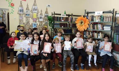 В Михайловской библиотеке подвели итоги онлайн-конкурсов