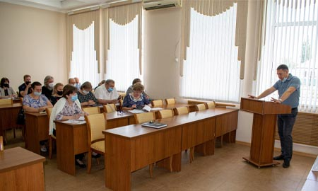 В Администрации Целинского района обсудили вопросы профилактики наркомании