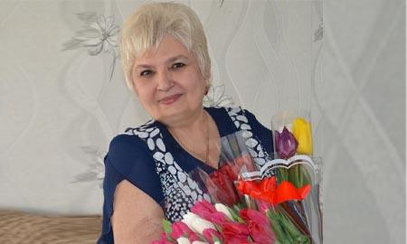 45 медицинских лет Людмилы Маляровой
