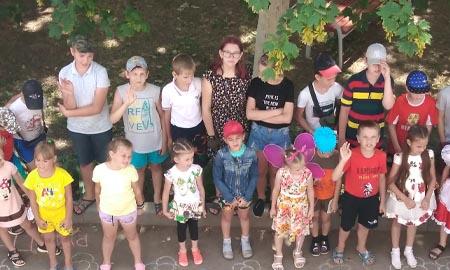 Пришкольный лагерь «ЭЛИС» попрощался с ребятами до следующего лета