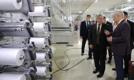 Более чем на 15% на Дону выросло промышленное производство