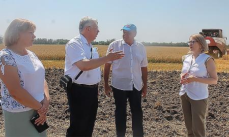 Урожаи фермера Бочарова