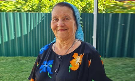 Бабушка любимая моя…