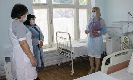 Готовность госпиталя — на контроле