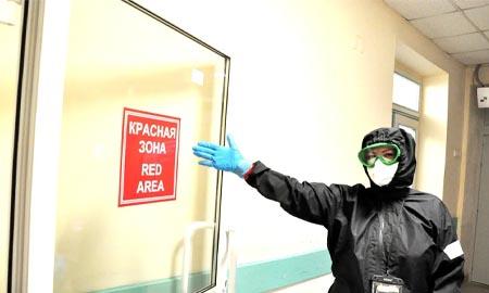 Главврач РОКБ Вячеслав Коробка: «Такую третью волну добросовестные граждане не заслужили»