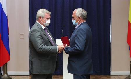 Труженики донского АПК удостоены высоких государственных наград