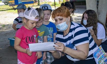 В Целинском районе провели профилактическую акцию «Дети не умеют летать»