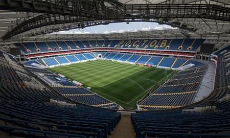 Матч «Ростов» – «Динамо» пройдёт без зрителей