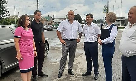 Хлебодарное-Васильевка–Тамбовка — дорога будет отремонтирована в этом году