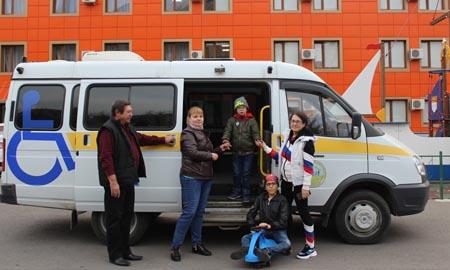 Социальное такси до конца года появится во всех донских городах и районах