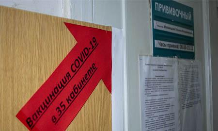 В Целинский район поступила первая партия вакцины «Спутник Лайт»