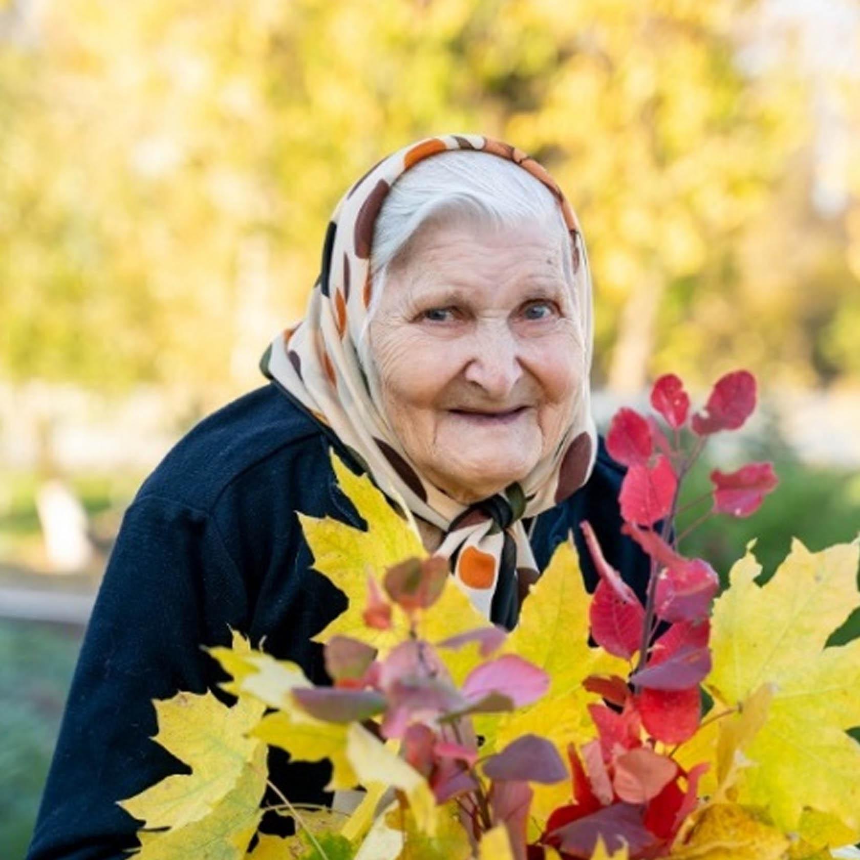 Возраст пожилой – золотое время жизни