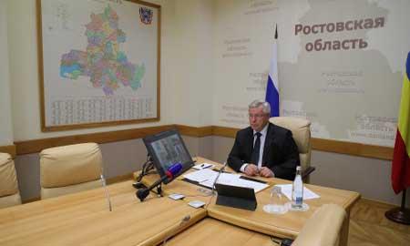 Предложения по ужесточению санитарных ограничений в Ростовской области поручил изучить губернатор